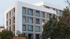 Foto de Inbisa Construcción finaliza la edificación de Residencial Alpha en Madrid