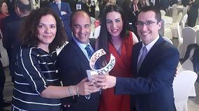 Foto de La empresa Cohidrex, galardonada con el Premio Desarrollo Empresarial
