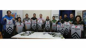 Foto de Elesa+Ganter patrocina el equipo de running Escaldats de Suría