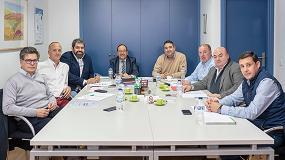 Foto de La Junta Directiva de Anapat celebra su primera reunión del 2019