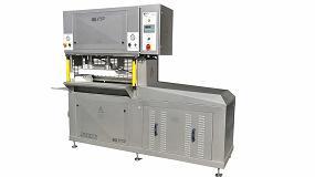 Foto de Industries Fac despunta con su prensa formadora Pegrem M800 3DH