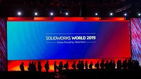 Foto de Solidworks World 2019 da un paso más hacia la 'democratización' de su plataforma
