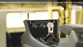 Foto de Impresión 3D metálica en Volkswagen para fabricar piezas a gran escala