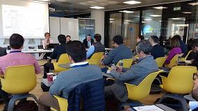Foto de Los retos del sector del transporte en la Asamblea de Aeutransmer