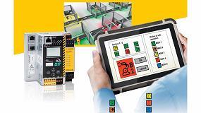 Foto de Módulo certificado para la selección de modos de operación seguros en automatización