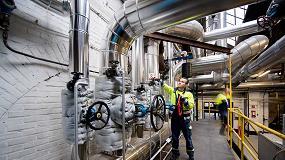 750d7930c13be Foto de Smurfit Kappa reduce las emisiones de CO2 con un nuevo sistema de  vapor