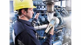 Foto de Analizador de combustión con hasta 4 sensores para el ajuste eficaz de sistemas térmicos industriales