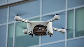 Foto de Drones de UPS y Matternet para trasladar pruebas médicas