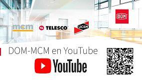 Foto de DOM-MCM lanza su canal de YouTube