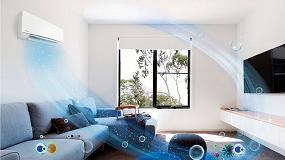 Foto de Panasonic presenta la tecnología nanoe X de purificación de aire para eliminar las partículas de polen del hogar
