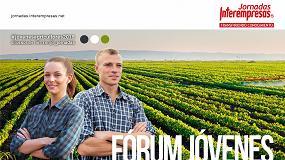 Foto de Interempresas Media organiza este miércoles el primer Fórum de Jóvenes Agricultores