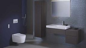 Foto de Geberit lanza su nuevo smart toilet AquaClean Sela