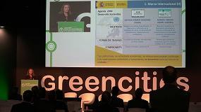 Foto de La Agenda Urbana Española 2030 se presenta en sociedad en Greencities