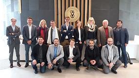 Foto de Gran éxito de la misión del clúster europeo de materiales textiles avanzados EU-Textile2030 a Israel