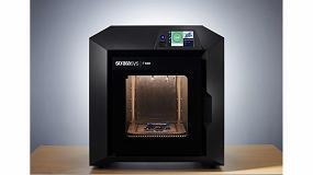 Foto de Stratasys incorpora la F120 a la serie F123, la impresión 3D de gama industrial accesible