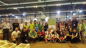 Foto de El equipo de Catalunya gana el 1er premio en Jardinería Paisajística de SpainSkills 2019