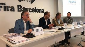 Foto de Gabriel Virto revalida su cargo como presidente de Fespa España