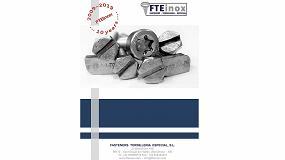 Foto de FTE Inox celebra su 10º aniversario renovando su web y con un nuevo catálogo