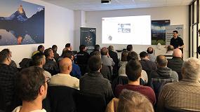 Foto de Ceratizit participa en una sesión de jornadas técnicas de GF Machining Solutions