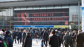 Foto de Hannover Messe marca el camino hacia un futuro fuerte