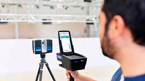 Foto de Faro presenta el nuevo firmware para ScanPlanTM mapeador de mano para Arquitectura, Ingeniería y Construcción