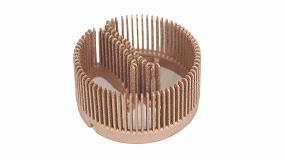 Foto de Protolabs lanza el servicio de impresión 3D de cobre