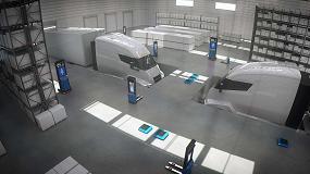 Foto de Visión logística de futuro con Toyota Material Handling Europe y Microsoft