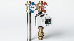 Foto de Grupos compactos de recirculación y mezcla Flowbox HK20 y HKM20 de Watts