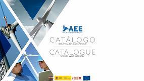 Foto de AEE elabora el Catálogo de la Industria Eólica Española