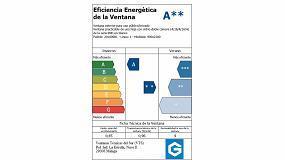 Foto de Gesfacil gestiona la presentación de la Etiqueta Energética de Ventanas