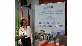 Foto de Aqualife participa en las XXVII Jornadas Nacionales de Seguridad Alimentaria de Avesa