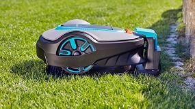Foto de Robots cortacésped Sileno de Gardena, una buena solución para el jardín