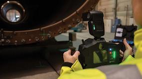 Foto de Hexagon presenta una solución especializada de fotogrametría para el taller