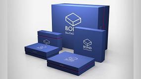 Foto de B.ON.D, Box on Demand, una nueva solución para la personalización de cajas