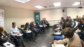 Foto de Éxito de asistencia en el seminario 'Reciclado de plásticos: datos estratégicos y barreras a su aplicación'