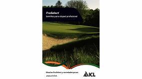 Foto de ICL lanza su nuevo catálogo de semillas de césped ProSelect