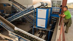 Foto de Las plantas de adecuación y tratamiento postcosecha de aceituna contribuyen a conservar la calidad del fruto