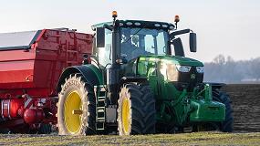 Foto de Las inscripciones de tractores nuevos siguen desatadas