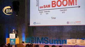 Foto de BASF, patrocinador del BIM European Summit 2019