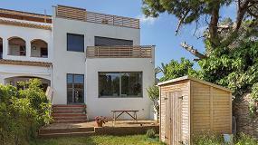 Foto de Una casa urbana que apuesta por la sostenibilidad