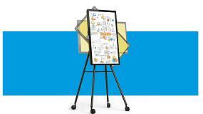 Foto de i3SIXTY, un rotafolio para presentaciones y videoconferencias