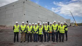 Foto de Centro Logístico avanzado de Semark para Lupa con una inversión de 40M€