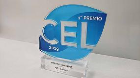 Foto de ICP obtiene el premio a la 'Excelencia Logística' otorgado por CEL