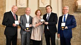 Foto de Wittenstein gana la Medalla Rudolf Diesel 2019