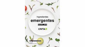 Foto de CNTA publica un estudio sobre ingredientes emergentes en 2018