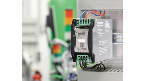 Foto de Componentes de Murrelektronik para una eficiencia energética fiable