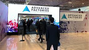 99ccff0f4de57 Advanced Factories cierra su tercera edición con la visita de más de 16.000  profesionales