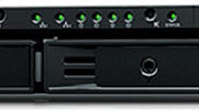 Foto de Synology RackStation RS819, primer servidor rack de la serie Value con tecnología de copia instantánea