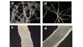 Foto de El CTCR se inspira en los materiales con memoria de forma para el desarrollo de tejidos inteligentes