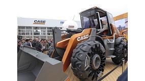 Foto de Case Construction Equipment presenta su innovador proyecto 'Tetra' en Bauma 2019